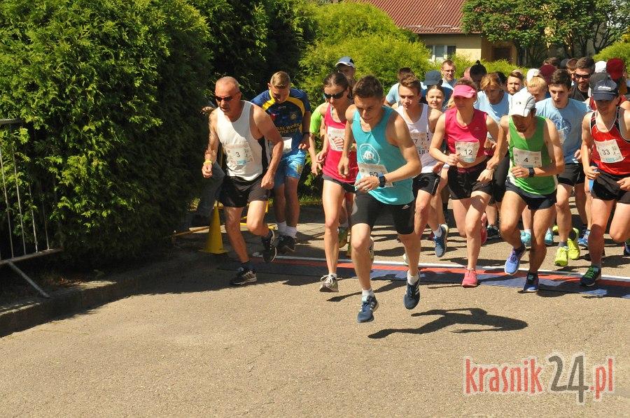 Start wspólny 5 i 10 km [foto krasnik24.pl]