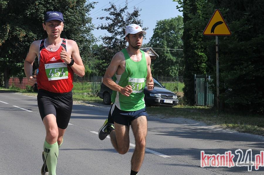 Kamil i Michał na trasie [foto krasnik24.pl]